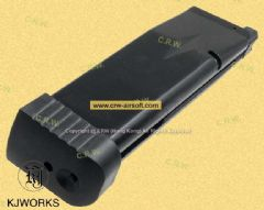 CO2 31rd Magazine for KP06 Hi-Capa GBB by KJ
